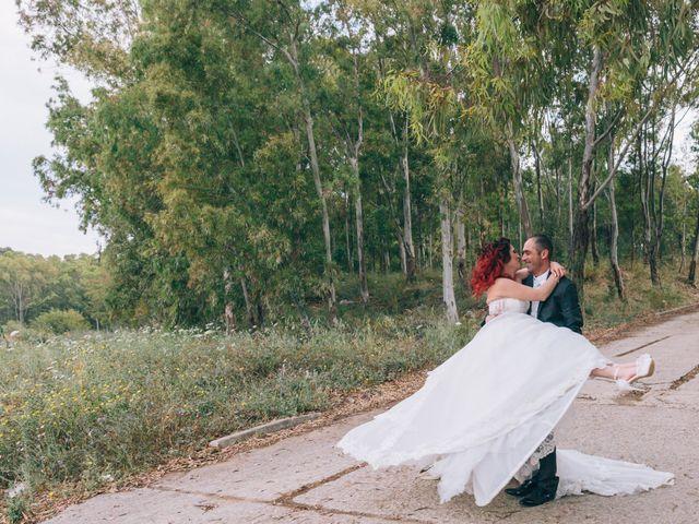 Il matrimonio di Tony e Cristina a Favara, Agrigento 19