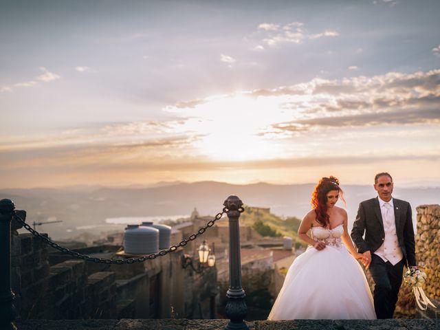 Il matrimonio di Tony e Cristina a Favara, Agrigento 21