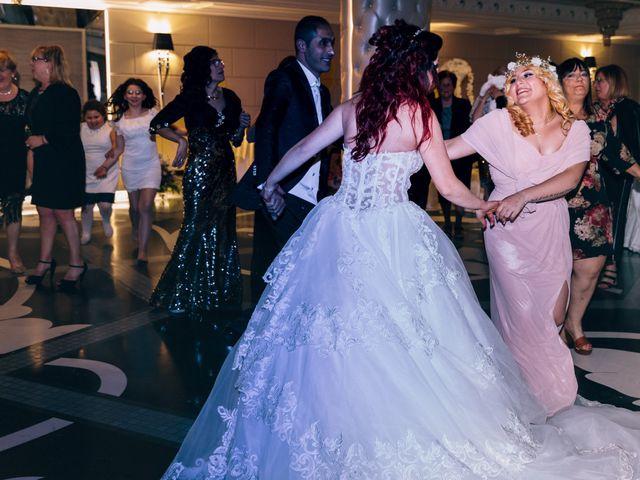 Il matrimonio di Tony e Cristina a Favara, Agrigento 28