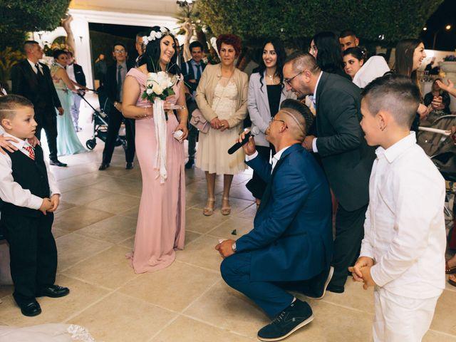 Il matrimonio di Tony e Cristina a Favara, Agrigento 30