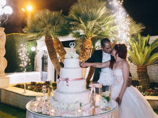 Il matrimonio di Tony e Cristina a Favara, Agrigento 31