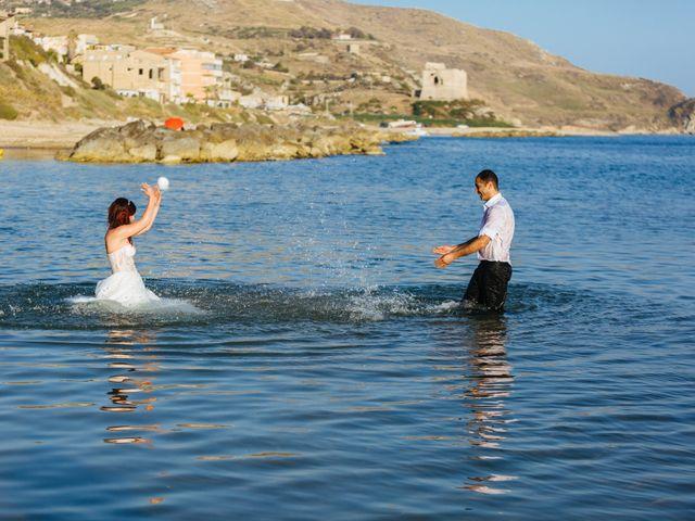 Il matrimonio di Tony e Cristina a Favara, Agrigento 35