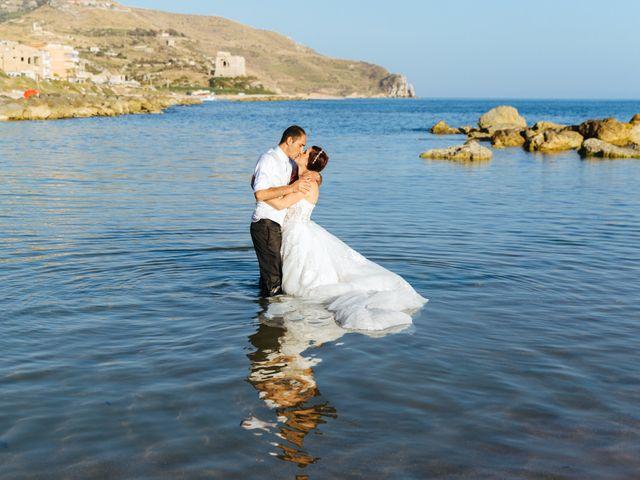 Il matrimonio di Tony e Cristina a Favara, Agrigento 36