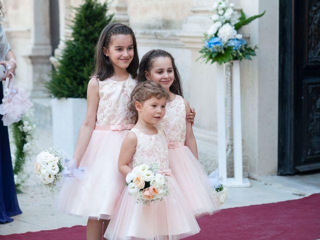 Il matrimonio di Giacinto e Michela a Gravina in Puglia, Bari 14