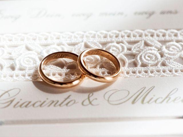 Il matrimonio di Giacinto e Michela a Gravina in Puglia, Bari 20