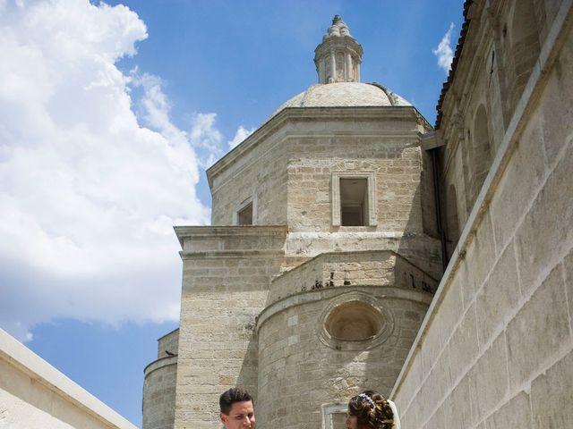 Il matrimonio di Giacinto e Michela a Gravina in Puglia, Bari 22