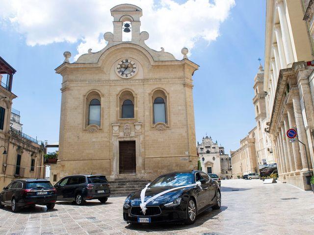 Il matrimonio di Giacinto e Michela a Gravina in Puglia, Bari 23