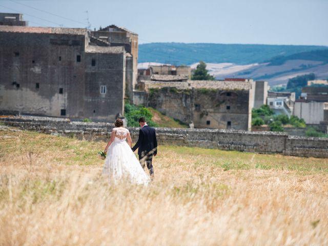 Il matrimonio di Giacinto e Michela a Gravina in Puglia, Bari 25