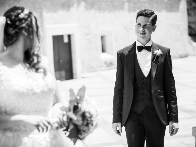 Il matrimonio di Giacinto e Michela a Gravina in Puglia, Bari 26