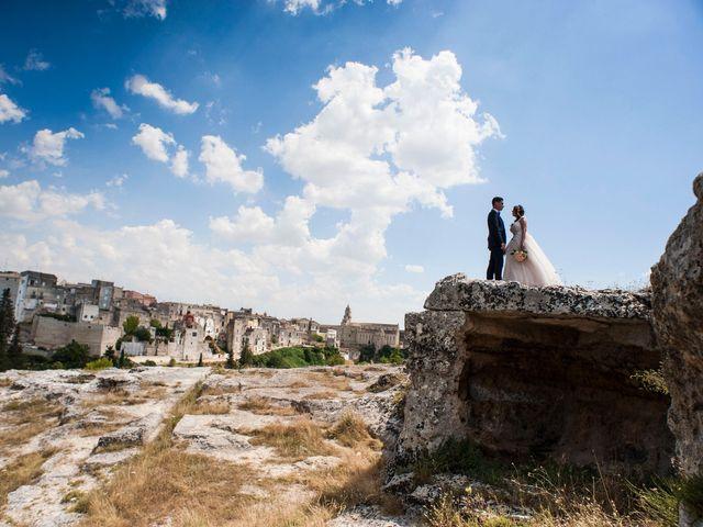 Le nozze di Michela e Giacinto