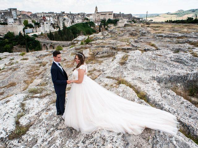 Il matrimonio di Giacinto e Michela a Gravina in Puglia, Bari 27