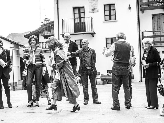 Il matrimonio di Christian e Arianna a Valtournenche, Aosta 3