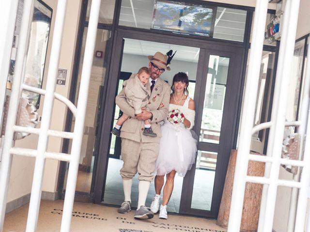 Il matrimonio di Christian e Arianna a Valtournenche, Aosta 5