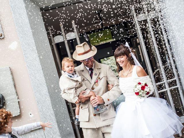 Il matrimonio di Christian e Arianna a Valtournenche, Aosta 7