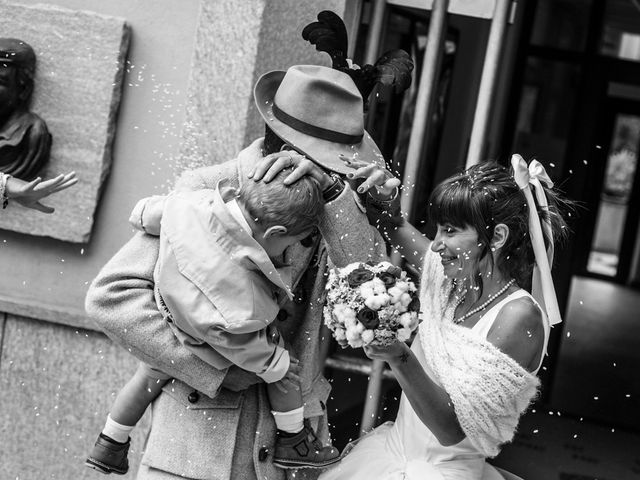 Il matrimonio di Christian e Arianna a Valtournenche, Aosta 9
