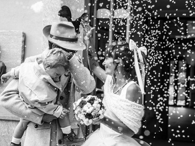 Il matrimonio di Christian e Arianna a Valtournenche, Aosta 11
