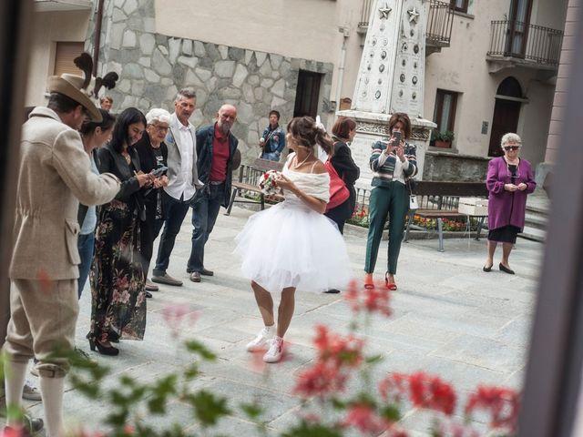 Il matrimonio di Christian e Arianna a Valtournenche, Aosta 15