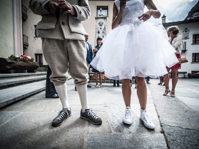 Il matrimonio di Christian e Arianna a Valtournenche, Aosta 19
