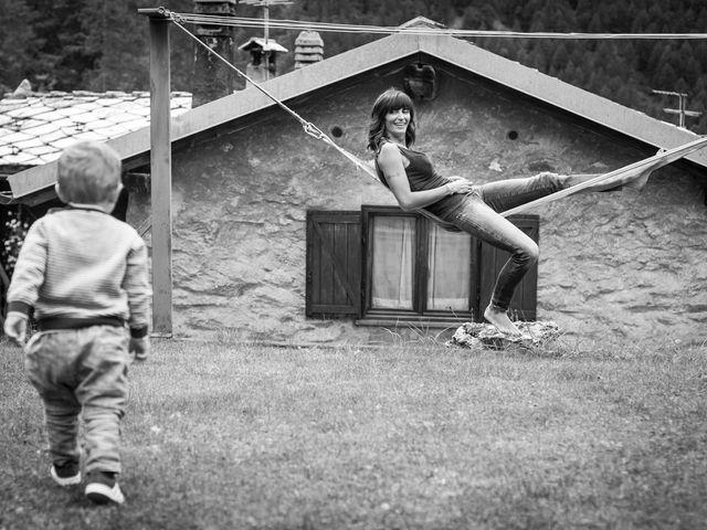 Il matrimonio di Christian e Arianna a Valtournenche, Aosta 21