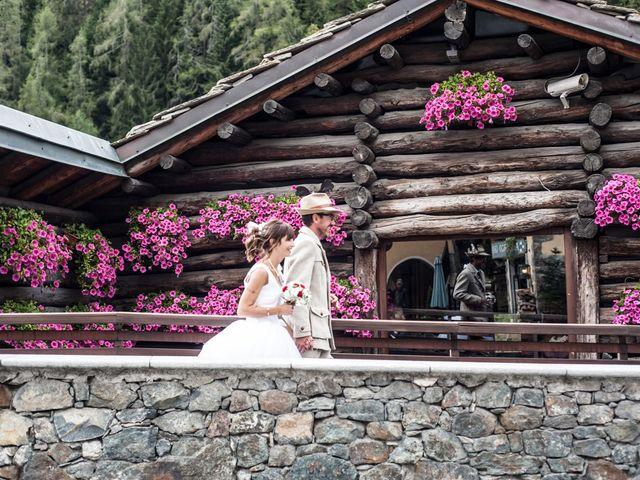 Il matrimonio di Christian e Arianna a Valtournenche, Aosta 22