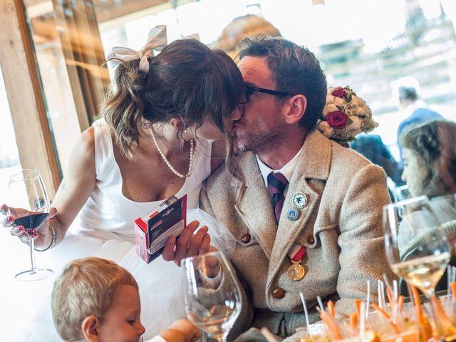 Il matrimonio di Christian e Arianna a Valtournenche, Aosta 36