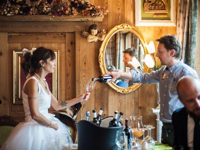 Il matrimonio di Christian e Arianna a Valtournenche, Aosta 43
