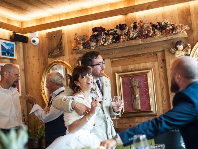 Il matrimonio di Christian e Arianna a Valtournenche, Aosta 44