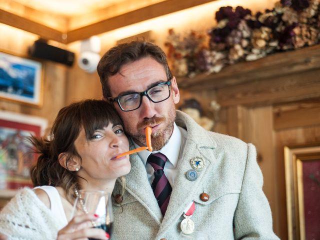 Il matrimonio di Christian e Arianna a Valtournenche, Aosta 45