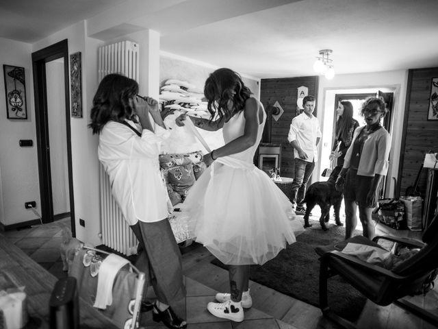 Il matrimonio di Christian e Arianna a Valtournenche, Aosta 51