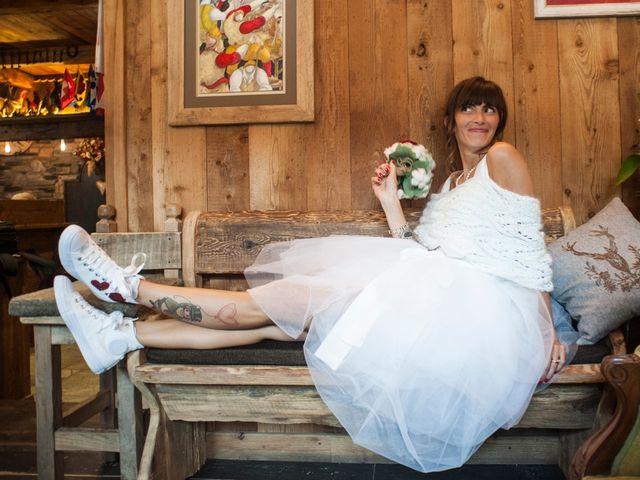 Il matrimonio di Christian e Arianna a Valtournenche, Aosta 56