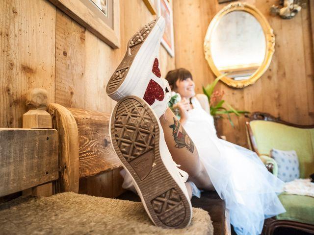 Il matrimonio di Christian e Arianna a Valtournenche, Aosta 59