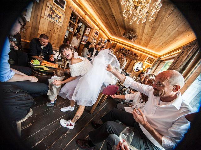 Il matrimonio di Christian e Arianna a Valtournenche, Aosta 71