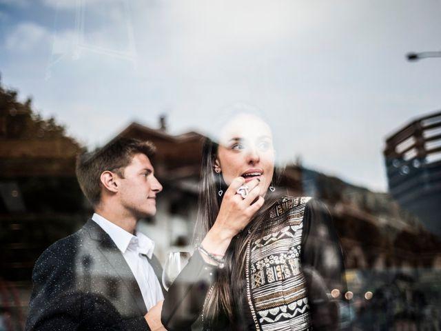 Il matrimonio di Christian e Arianna a Valtournenche, Aosta 74
