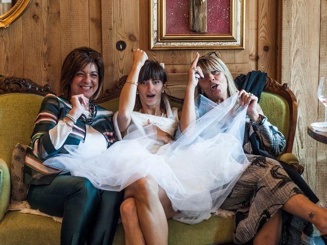 Il matrimonio di Christian e Arianna a Valtournenche, Aosta 76