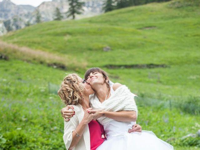 Il matrimonio di Christian e Arianna a Valtournenche, Aosta 78
