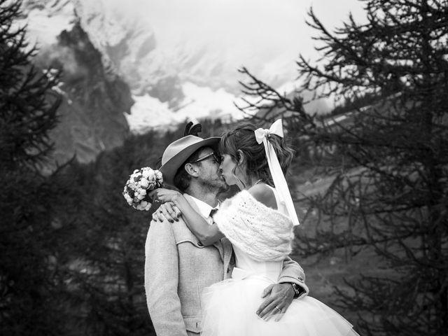 Il matrimonio di Christian e Arianna a Valtournenche, Aosta 86
