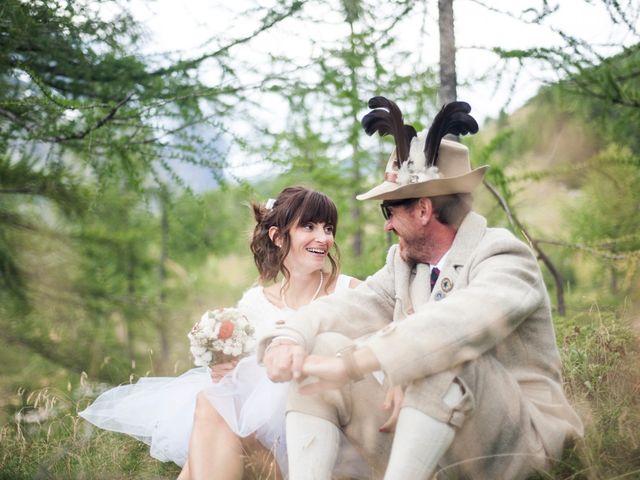 Il matrimonio di Christian e Arianna a Valtournenche, Aosta 89