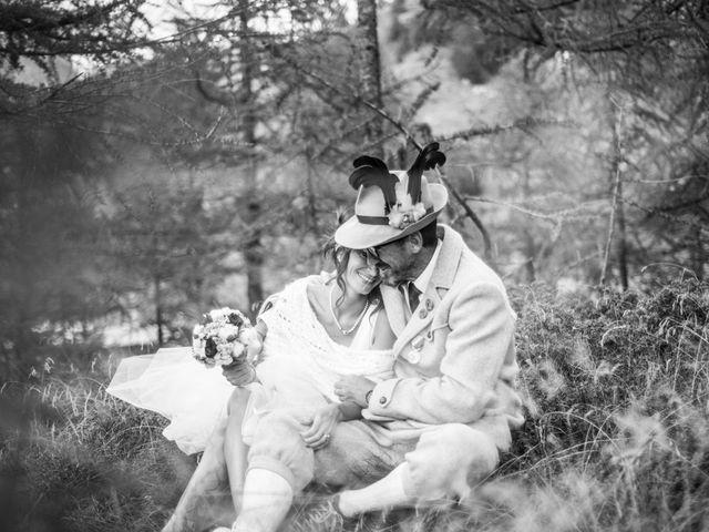 Il matrimonio di Christian e Arianna a Valtournenche, Aosta 91