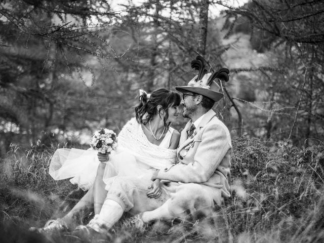 Il matrimonio di Christian e Arianna a Valtournenche, Aosta 93