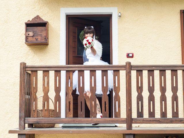 Il matrimonio di Christian e Arianna a Valtournenche, Aosta 94
