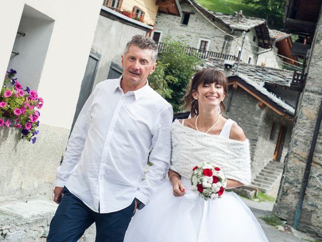 Il matrimonio di Christian e Arianna a Valtournenche, Aosta 96