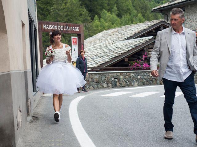 Il matrimonio di Christian e Arianna a Valtournenche, Aosta 110