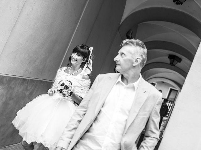 Il matrimonio di Christian e Arianna a Valtournenche, Aosta 111