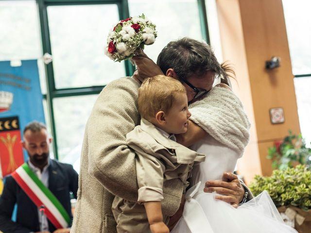 Il matrimonio di Christian e Arianna a Valtournenche, Aosta 117