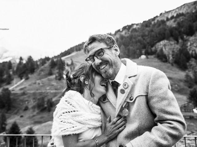 Il matrimonio di Christian e Arianna a Valtournenche, Aosta 118