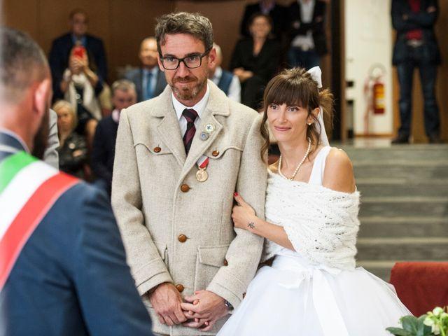 Il matrimonio di Christian e Arianna a Valtournenche, Aosta 120