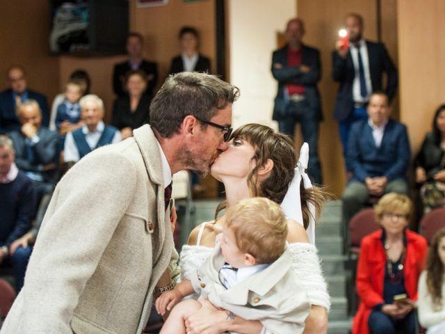 Il matrimonio di Christian e Arianna a Valtournenche, Aosta 130