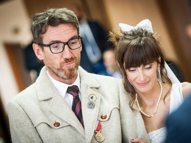 Il matrimonio di Christian e Arianna a Valtournenche, Aosta 131
