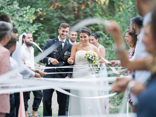 Le nozze di Tiara e Luca