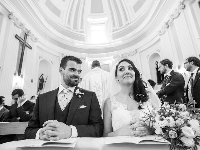Le nozze di Paola e Cristhian